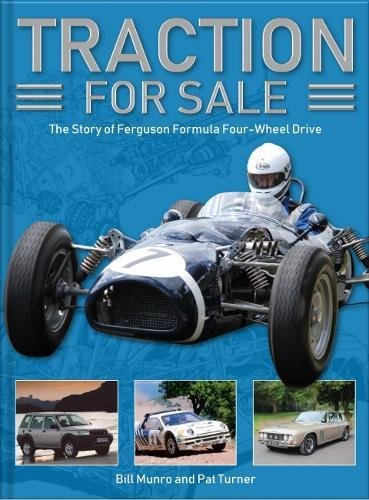 Traction For Sale: The Story Of Ferguson Formula Four-wheel Drive