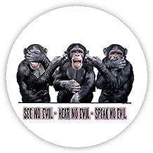 Amazon.fr : 3 singes de la sagesse