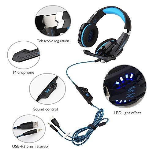 INSMART PS4 Headset, PC Gaming Headset hergestellt von INSMART