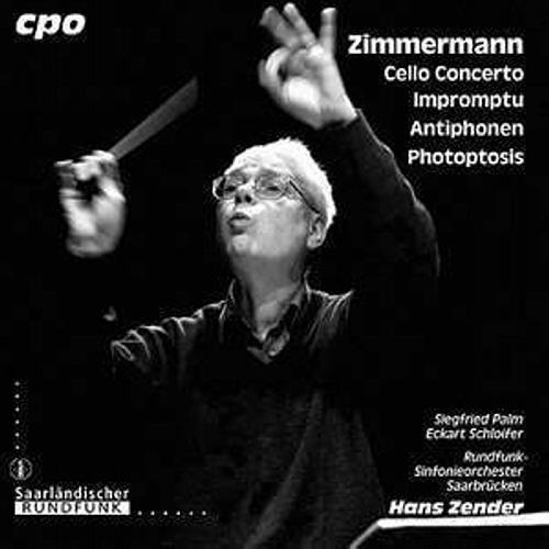 Cellokonzert (en Forme de