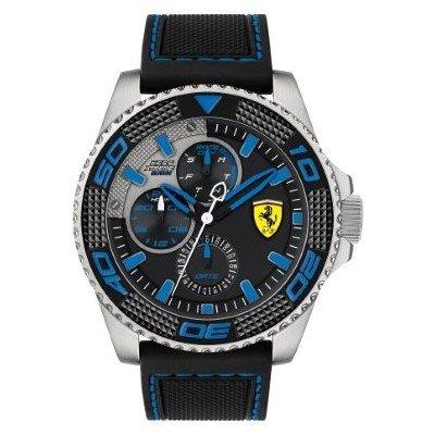 Reloj multifunción para hombre Scuderia Ferrari Kers Xtreme deportivo Cod. fer0830468