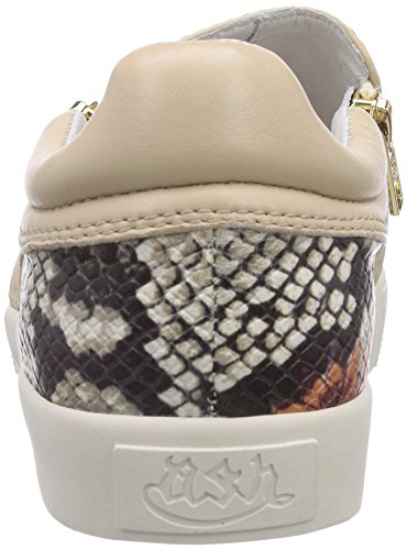 Ash Intense, Baskets Basses femme Noir - Schwarz (roccia 7861)