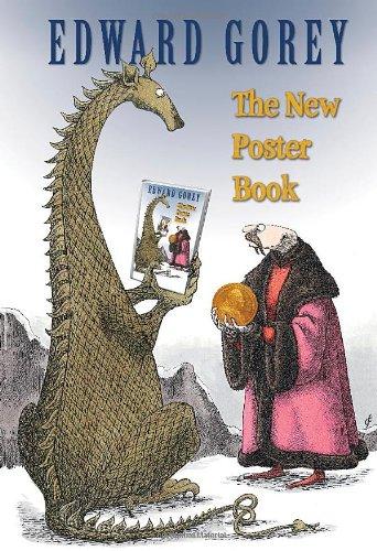 Edward Gorey the New Poster Book A171 por Edward Gorey