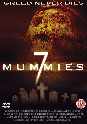 Bild von 7 Mummies [DVD] by Matt Schulze