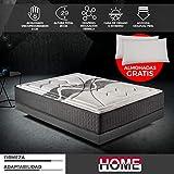 Komfortlandd Colchón viscoelástico Memory Vex Prime 90x190 cm con Almohada Gratis