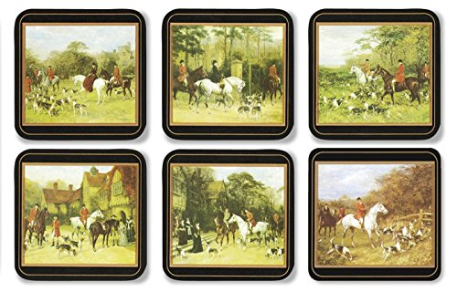 pimpernel-tally-ho-coasters-set-of-6-by-pimpernel