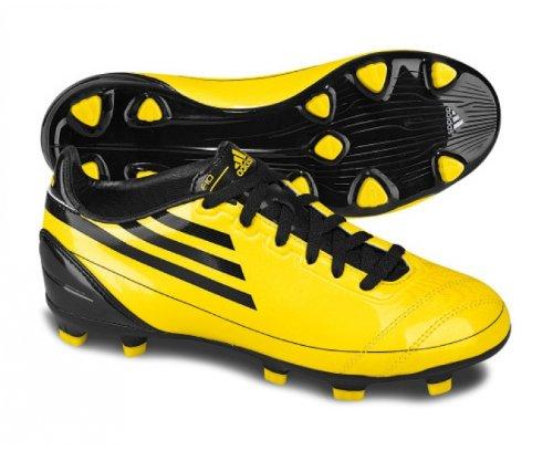 adidas Adinova IV TRX FG J, Chaussures football enfant Jaune