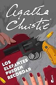 Los elefantes pueden recordar par Agatha Christie