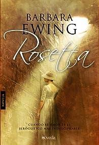 Rosetta par Barbara Ewing