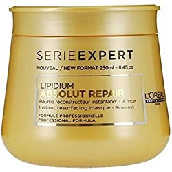 L'Oréal Absolut Repair Lípido Reparador del Cabello, 250 ml