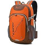 Mountaintop 40L sac femme sac à dos loisir pour camping/Voyage/randonnée Sacs à dos étanche,21,7 x 13,8 x 9,8 pouces