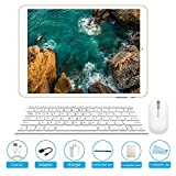 Tablette Tactile 10.1 Pouces Tablette PC Android...