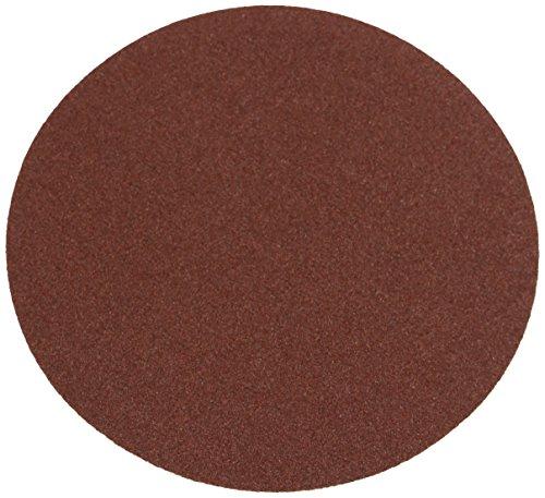 Silverline 583264 - Discos de lija autoadhesivos 150 mm, 10 pzas Grano 80