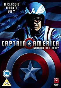 Captain America - Sentinel of Liberty [DVD]