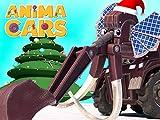 AnimaCars - dessins animés avec camions et animaux