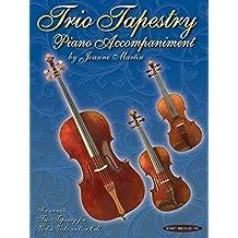 Trio Tapestry: Piano Accompaniment: 0