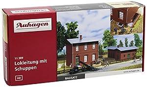 Auhagen Edificio para modelismo ferroviario escala 1:87