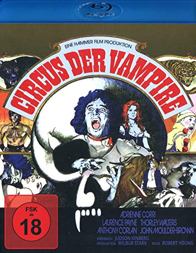Circus der Vampire - Hammer Edition Nr. 27 [Blu-ray]