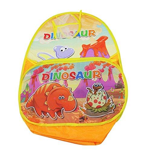 UFACE Spielzeug Kinderspielzelt Baby Spielhaus Spielzelt Spielhaus Babyzelt Bälle Bällebad Kinderzelt | Ideal für Zuhause & im Garten | Tasche | Tunnel, Größe