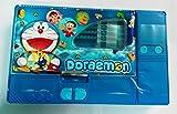 #3: Kiku Gadget Pencil Box Best Quality--Jumbo Pencil Box---Kids Multi Purpose Pencil Box (Doraemon)