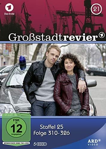 Großstadtrevier 21 - Folge 310-326 [5 DVDs]