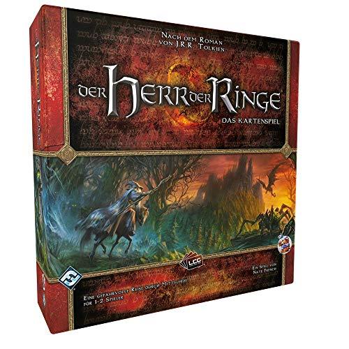 Herr der Ringe: LCG - Grundspiel - Kartenspiel   DEUTSCH   Tolkien Asmodee FFG