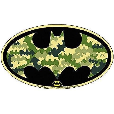 Licenses Products DC Comics Batman Camo Bat Logo Sticker by Licenses Products