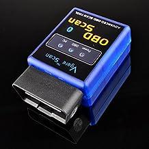 ELM327Bluetooth Mini Diagnóstico CAN BUS Interface Auto Car Vehículos OBD 2Mini Vgate VS890OBD2OBDII ELM327V2.1Code Scanner