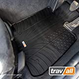 Best BMW Car Mats - Travall Mats TRM1020R - Vehicle-Specific Rubber Floor Car Review