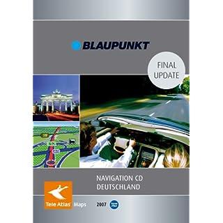 Teleatlas CD Germany 2007 A5 C for TravelPilot