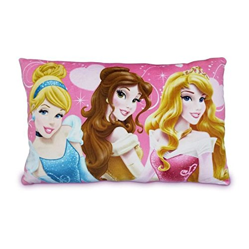 Disney Prinzessin Kissen (2 Motive) [36x22 cm] (Disney Prinzessin Kissen)
