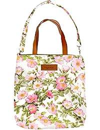 Bolso Sueño flores primavera Serie Marjolein Bastin 34x40x10cm