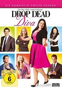 Drop Dead Diva - Die komplette zweite Season[NON-US FORMAT, PAL] [3 DVDs]
