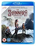 The Shannara Chronicles : Season 1 [Blu-ray] [2016] UK-Import (Region 2), Sprache-Englisch.