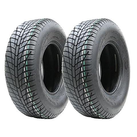 2 - 21x7.00-10 Wanda ATV tyres E marked tyres 21