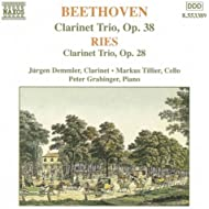 Beethoven / Ries: Clarinet Trios
