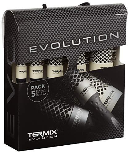 Termix evolution borsa morbida evo5s mlt-5 pennelli - diam. 17/23/28/32/43 mm