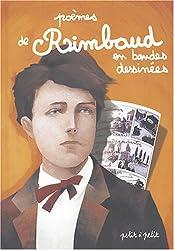 Poèmes de Rimbaud en bandes dessinées