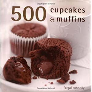 500 Muffins and Cupcakes