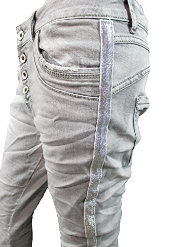 Lexxury -  Jeans  - boyfriend - Donna M-38