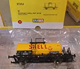 Brawa 37252 Kesselwagen 2-Achser DB Shell