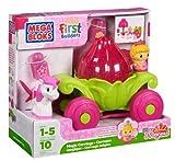 Mega Bloks 80411 - Sparcling Princess - Magische Prinzessinnenkutsche