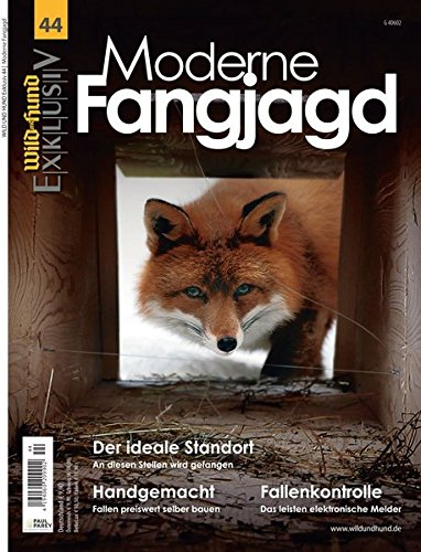 WILD UND HUND Exklusiv Nr. 44: Moderne Fangjagd inkl. DVD