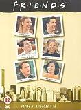 Friends: Series 4 - Episodes 9-16 [DVD] [1995]