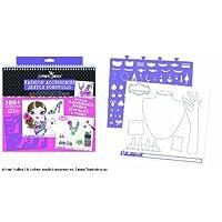 Fashion Angels 11620 Fashion Accessories Design Portfolio Sketchbooks