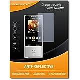 "4 x SWIDO protecteur d'écran Sony NW-ZX100HN protection d'écran feuille ""AntiReflex"" antireflets"