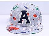 Best Snapback Hats - Boushi Graffiti Design Snapback Cap Hip Hop Cap Review