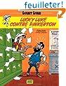 Aventures de Lucky Luke d'apr�s Morris (Les) - tome 4 - Lucky Luke contre Pinkerton (4)