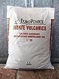 Geosism & Nature Vulcaflor 0/10 mm (c.ca 26 kg - 33 lt), terriccio, substrato vulcanico per Piante e Fiori