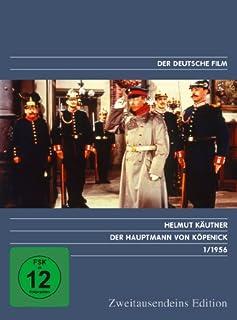 Der Hauptmann von Köpenick - Zweitausendeins Edition Deutscher Film 1/1956